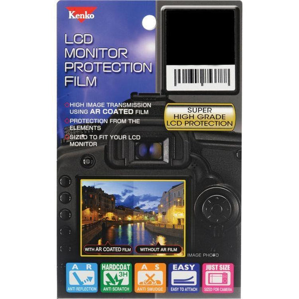 Kenko LCD Protector for EOS 6D-Cameratek