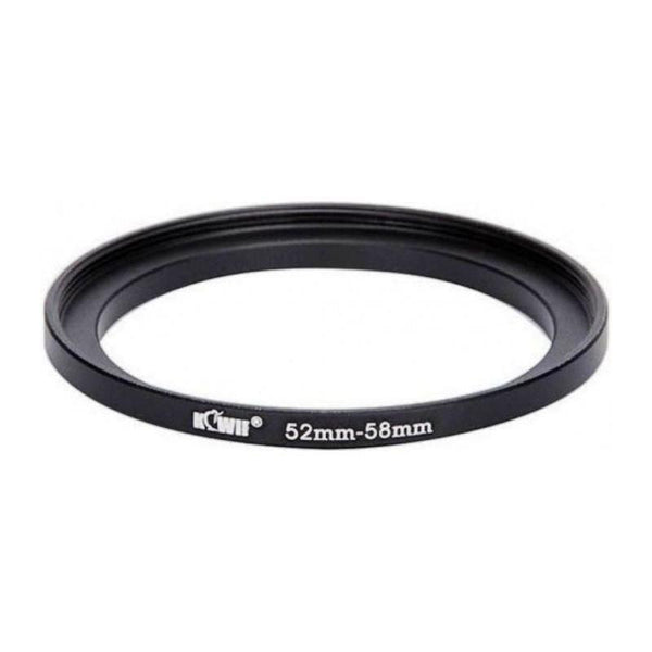 Kiwi 55mm-58mm Step Up Ring-Cameratek