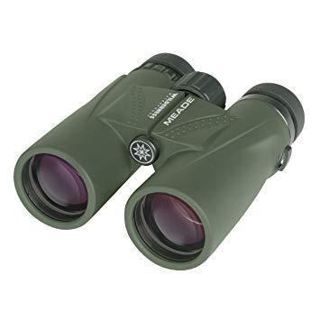 Meade Instruments 125025 Wilderness Binoculars - 10x42 Green-Cameratek
