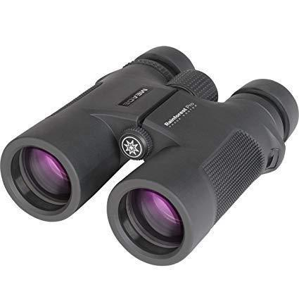 Meade Instruments 125043 Rainforest Pro Binoculars - 10x42 Black-Cameratek