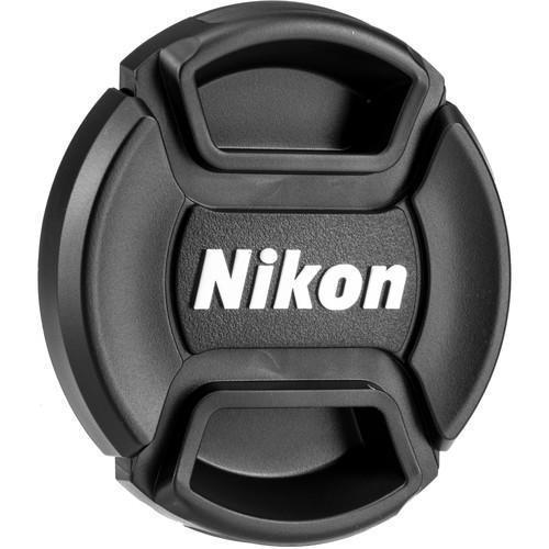 Nikon 52mm Snap-On Lens Cap-Cameratek