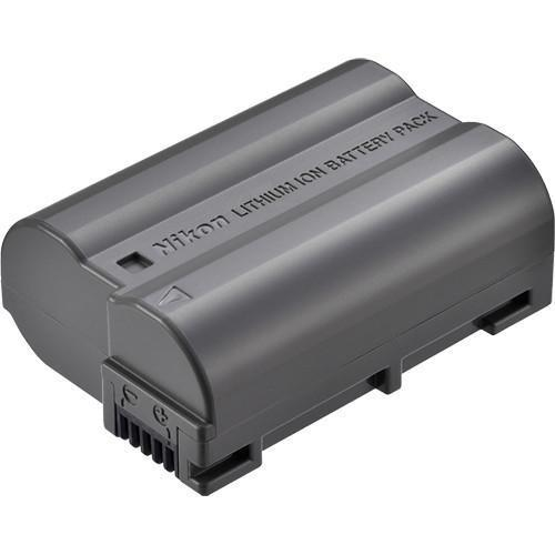 Nikon EN-EL15a Rechargeable Lithium-Ion Battery-Cameratek