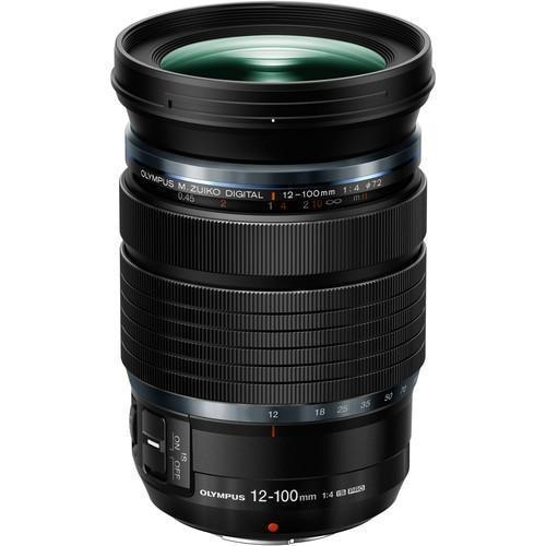 Olympus M.Zuiko Digital ED 12-100mm f/4 IS PRO Lens-Cameratek