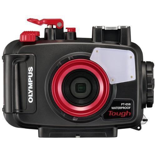 Olympus PT-058 Underwater Housing for the TG-5-Cameratek