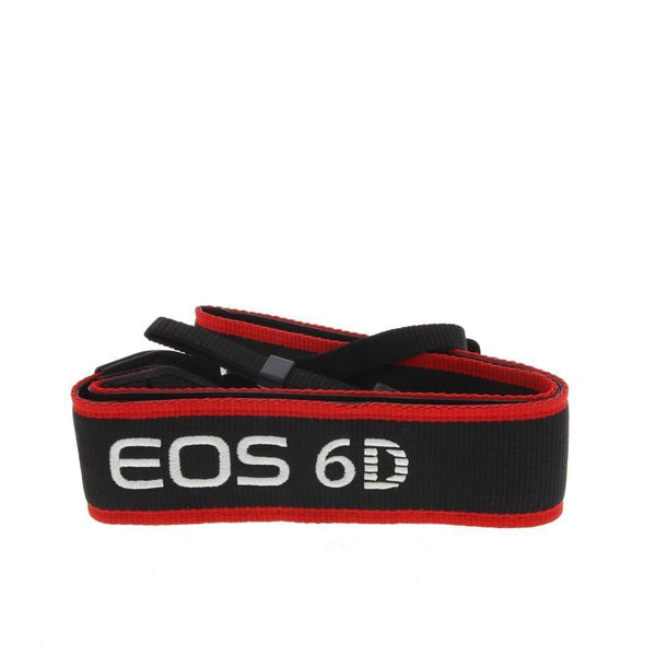 Original Canon Neck Strap for EOS 6D-Cameratek