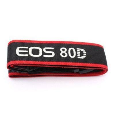 ORIGINAL CANON NECK STRAP FOR EOS 80D-Cameratek
