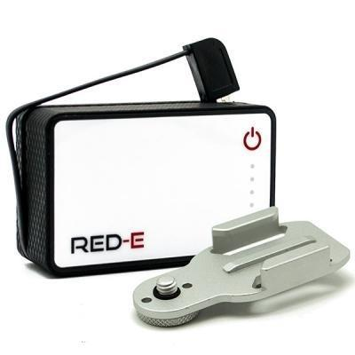 Red-E 4K mAh PowerBank with slider mount-Cameratek