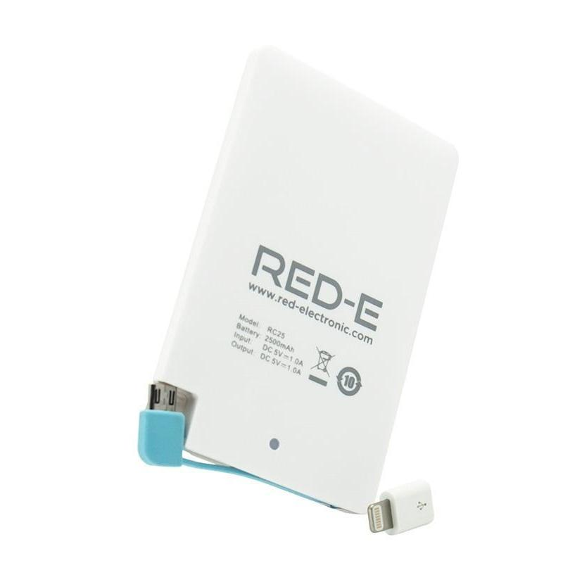 Red-E PowerBank RC25-Cameratek