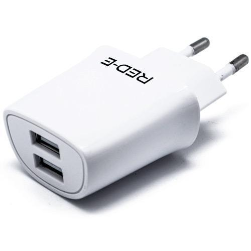 RED-E Wall Charger White-Cameratek