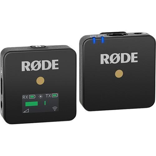 Rode Wireless GO Compact Digital Wireless Microphone System (2.4 GHz)-Cameratek