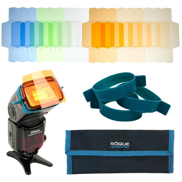 Rogue Flash Gels Colour Correction Kit-Cameratek