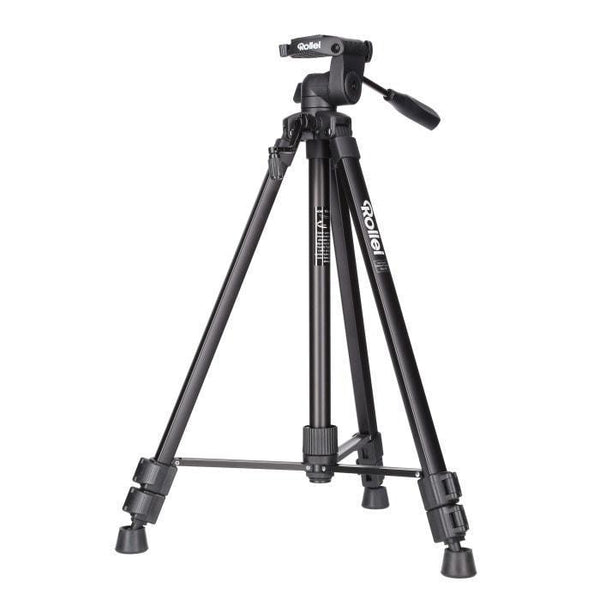 Rollei Tripod Compact Traveler Star S2 Black-Cameratek