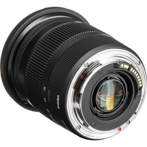 Sigma 17-70mm f2.8-4 DC MACRO OS HSM for Canon-Cameratek