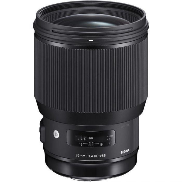 Sigma 85mm f/1.4 DG HSM Art Lens (Sony E)-Cameratek