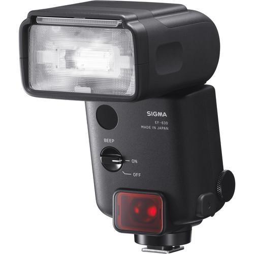 Sigma EF-630 Electronic Flash-Cameratek