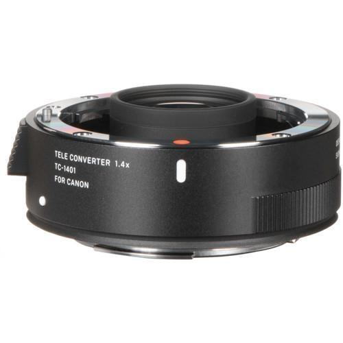 Sigma TC-1401 1.4x Teleconverter for Canon EF-Cameratek