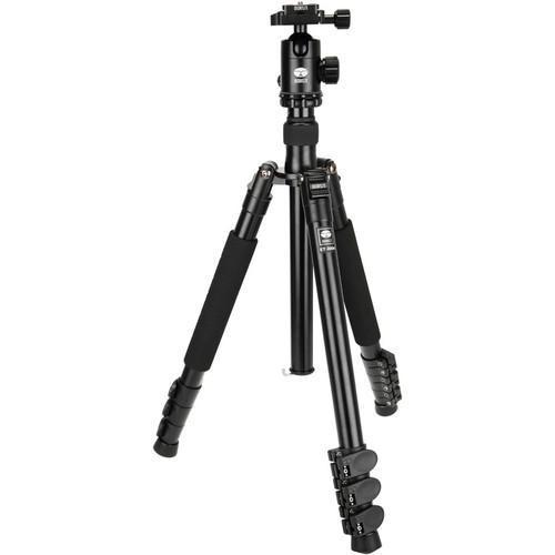 Sirui ET-2004 Aluminum Tripod with E-20 Ball Head-Cameratek