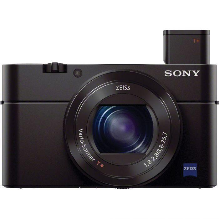 Sony Cyber-shot DSC-RX100 III Digital Camera-Cameratek