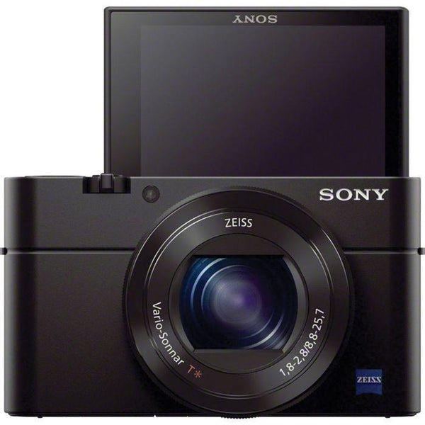 Sony Cyber-shot DSC-RX100 III Digital Camera  Cameratek