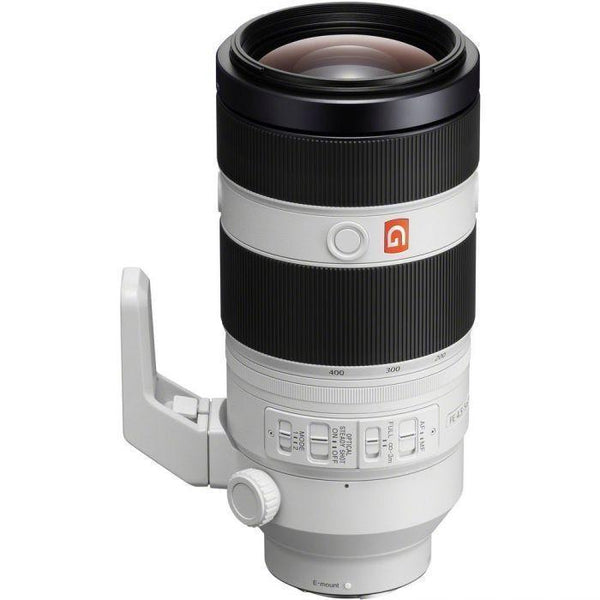 Sony FE 100-400mm f/4.5-5.6 GM OSS Lens-Cameratek