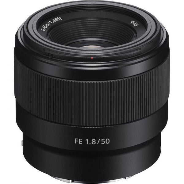 Sony FE 50mm f/1.8 Lens-Cameratek
