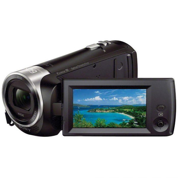 Sony HDR-CX405 HD Handycam-Cameratek