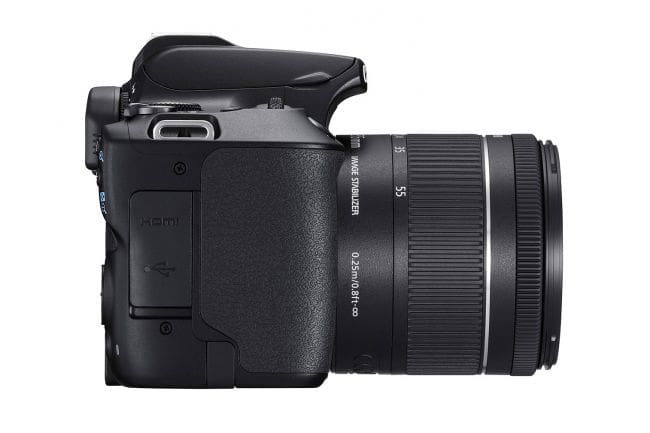 The new Canon EOS 250D