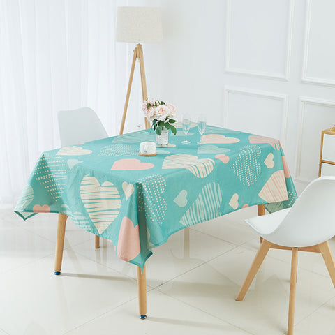 Simple Geometric Table cloth