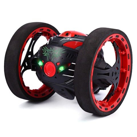 Leaping Dragon 2.4G RC Bounce Car