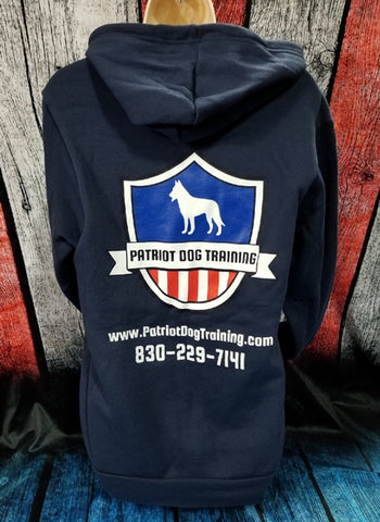 Patriot Dog Training Hooded Sweatshirt