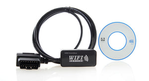 WiFi OBD2 OBD II Car Diagnostic Tool 2 - Area 399 Hachune Rage