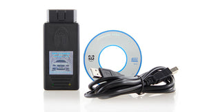 OBD2 Car Diagnostic Tool for BMW (Black) - Area 399 Hachune Rage