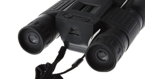 "FS308 2"" LCD 12X 32mm Digital Camera Binoculars - Area 399 Hachune Rage"