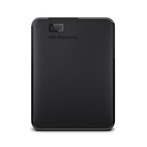 WD 2TB Elements Portable External Hard Drive - USB 3.0 - WDBU6Y0020BBK-WESN - Area 399 Hachune Rage