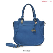 Load image into Gallery viewer, Sorrentino No. 735 Soft Vegan Leather Tote with Removable Strap - Assorted Colors - Area 399 Hachune Rage