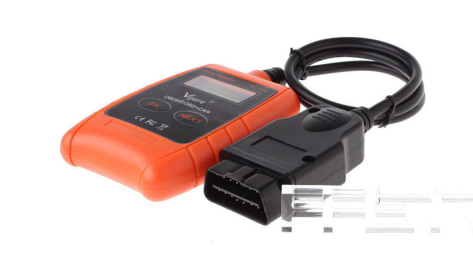 Authentic Vgate VC310 OBD2 Car Scan Tool/Code Reader - Area 399 Hachune Rage