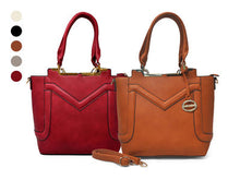 Load image into Gallery viewer, Sorrentino No. 782 Melanie M Designer Tote - Assorted Colors - Area 399 Hachune Rage