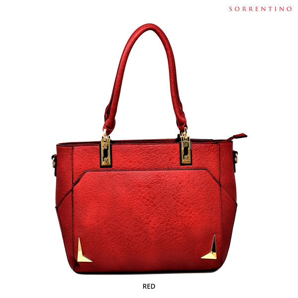 Sorrentino No. 798 Ava Medium-Sized Tote - Assorted Colors - Area 399 Hachune Rage