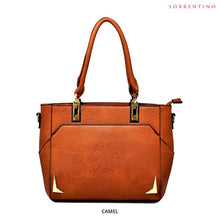 Load image into Gallery viewer, Sorrentino No. 798 Ava Medium-Sized Tote - Assorted Colors - Area 399 Hachune Rage