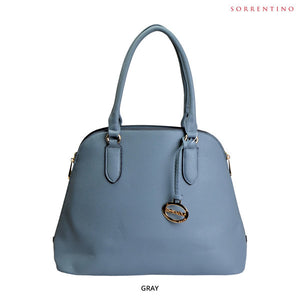 Sorrentino No. 902 3-in-1 Round Top Satchel & Pouches - Assorted Colors - Area 399 Hachune Rage