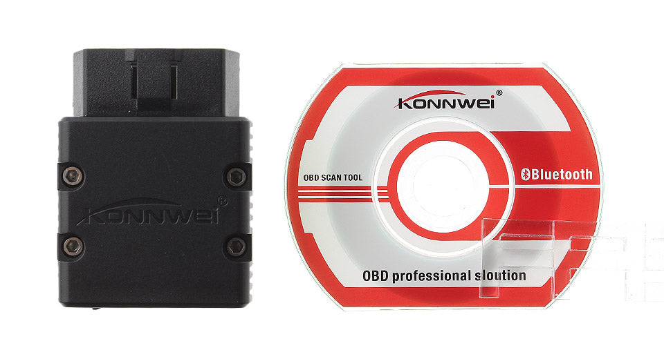 Authentic KONNWEI KW902 ELM327 OBDII / OBD2 Car Diagnostic Tool - Area 399 Hachune Rage