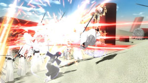Bleach: Soul Resurrection - Playstation 3 - Area 399 Hachune Rage