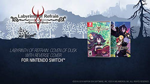 Labyrinth of Refrain: Coven of Dusk - Nintendo Switch - Area 399 Hachune Rage