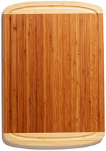 Load image into Gallery viewer, Extra Large Bamboo Cutting Board - Best Wooden Cutting Boards for Kitchen, Wood Cutting Board, Butcher Block Cutting Board, Chopping Board, Chopping Block and Carving Board - LIFETIME REPLACEMENTS - Area 399 Hachune Rage