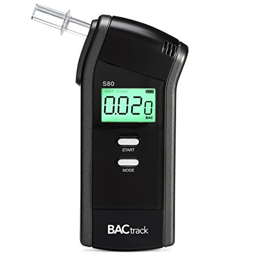 BACtrack S80 Professional Breathalyzer - Area 399 Hachune Rage