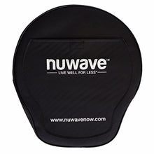 "Load image into Gallery viewer, NuWave PIC Flex Precision Induction Cooktop with Fry Pan - Black - 9"" - Area 399 Hachune Rage"