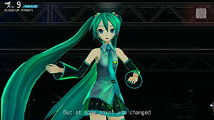 Hatsune Miku: Project Diva F 2nd - PlayStation Vita - Area 399 Hachune Rage
