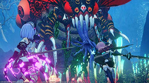Death end reQuest (PS4) - Area 399 Hachune Rage