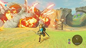 The Legend of Zelda: Breath of the Wild - Nintendo Switch (digital) - Area 399 Hachune Rage