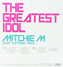 Load image into Gallery viewer, Mitchie M Feat. Hatsune Miku - Greatest Idol (CD+DVD) - Area 399 Hachune Rage